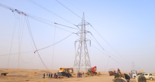Execution-of-power-transmission-lines-Projects